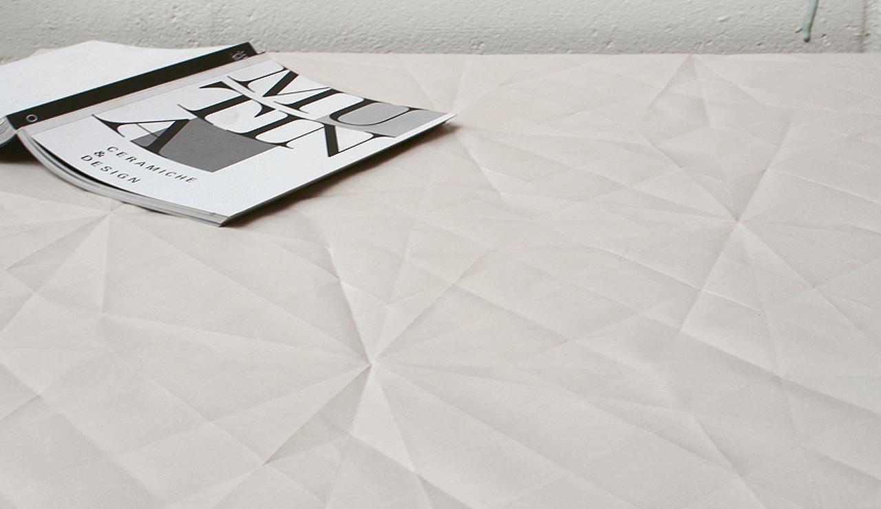 folded tile