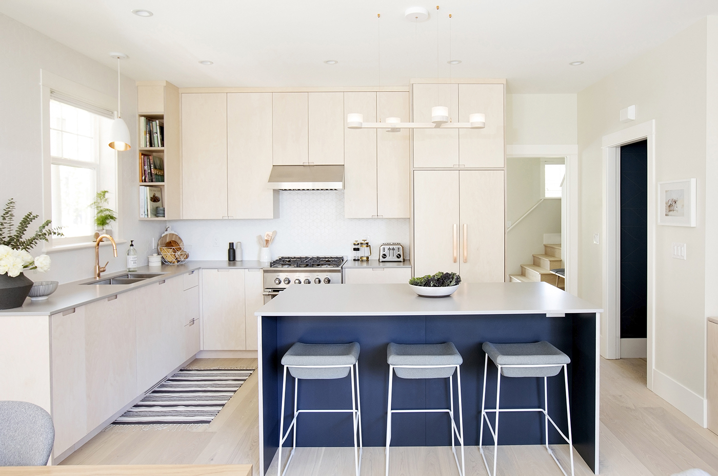 3- Fry- Kitchen Island